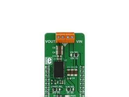 Mikroe Buck 2 click - Step Down DC-DC Switching Regulator