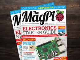 MagPi Magazine - December 2017 - Electronics Starter Guide