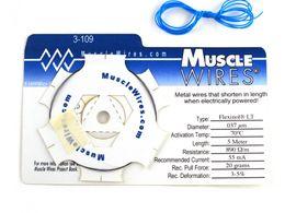 """Flexinol Wire 0.0015"""" LT"""
