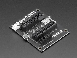 Expansion Board for WiPy IOT Development Platform