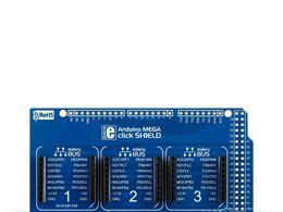Mikroe Arduino MEGA click shield