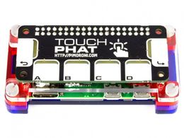 Touch pHAT Raspberry Pi