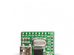 Mikroe USB UART 2 Board