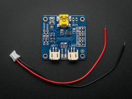 Adafruit USB Lilon/ LiPoly Charger