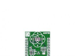 Mikroe IR Sense click - AK9750 Quantum-type IR Sensor with I2C Interface