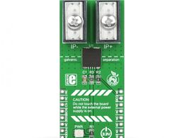 Mikroe Hall current click - TLI4970-D050T4 Magnetic Digital Current Sensor Module