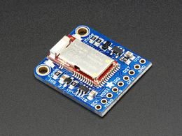 Bluefruit LE SPI Friend - Bluetooth Low Energy Breakout Board (BLE)
