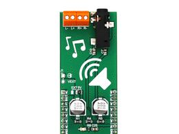 Mikroe 2x30W Amp Click - Class-D Audio Amplifier - TPA3128