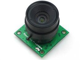 ArduCam OV5647 Camera Board w/ CS Mount for Raspberry Pi
