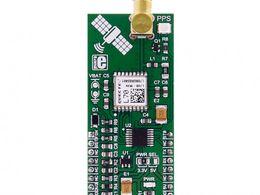 Mikroe GPS 4 click - L70 Compact GPS Module