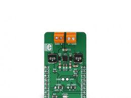 Mikroe Boost-INV click -  DC/DC Boost Converter Inverter - LTC3582