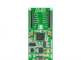 Mikroe click USB adapter