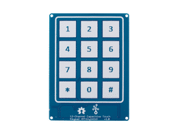 Grove 12-Channel Capacitive Touch Keypad (ATtiny1616)