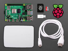 Raspberry Pi 4 Basic Kit - 8GB with 32GB Class 10 SD Card