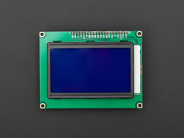3-wire Serial LCD Module (Arduino Compatible)