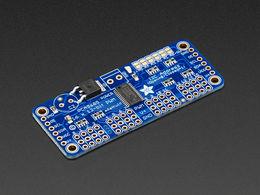 16-Channel 12-bit PWM/Servo Driver w/ I2C interface