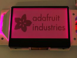 Graphic ST7565 Positive LCD (128x64) with RGB backlight ST7565