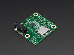 Audio Adapter Board for Teensy 3.0 & 3.1 Development Board