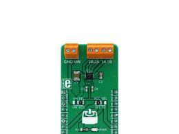 Mikroe H-Bridge click - Dual H-bridge Driver - MC34933