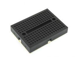 Mikroe Breadboard Mini Self-Adhesive Black