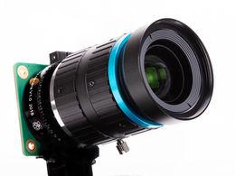 Raspberry Pi HQ Camera Full Kit - 6mm & 16mm Lenses Included