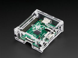 Adafruit Pi Box Plus - Enclosure for Raspberry Pi Model A+