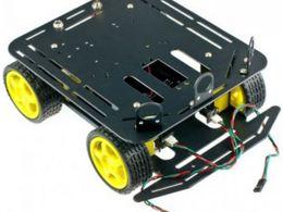 DFRobot 4WD Arduino-Compatible Platform w/Encoders