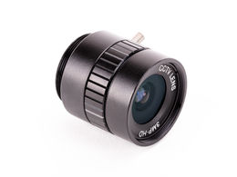 Raspberry Pi HQ Camera 6mm Wide Angle Lens (Lens only)