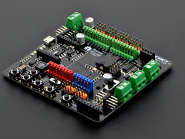 Romeo V2- an Arduino Robot Board (Arduino Leonardo) with Motor Driver