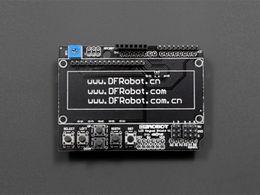 PCB of Arduino LCD Keypad Shield