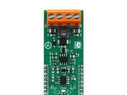 Mikroe MCP16331 INV click - Buck-Boost Voltage Regulator
