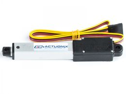 L12 Linear Actuator 50mm 100:1 12V Analog