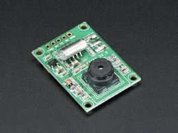 Miniature TTL Serial JPEG Camera with NTSC Video