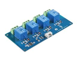 Grove - 4-Channel SPDT Relay