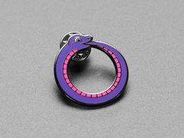 Blinka Ouroboros - Limited Edition Enamel Pin