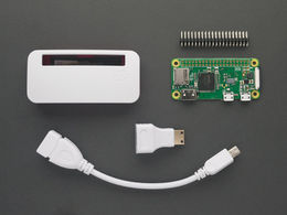 Raspberry Pi Zero W Essentials Kit
