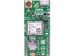 Mikroe GNSS 5 Click - NEO-M8N Global Navigation Satellite System Module w/ I2C / UART Interface