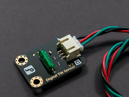 DFRobot Gravity Digital Tilt Sensor for Arduino / Raspberry Pi