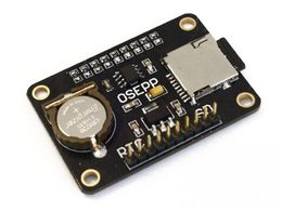 microSD and RTC Breakout Board