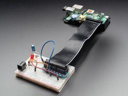 Adafruit Assembled Pi Cobbler Breakout + Cable for Raspberry Pi - Model B