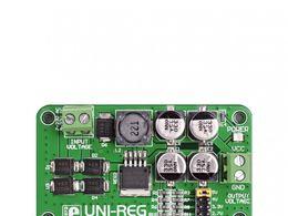 Mikroe UNI-REG Board