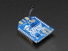 XBee Pro Module - ZB Series 2SC - 63mW with Wire Antenna - XBP24CZ7WIT-004