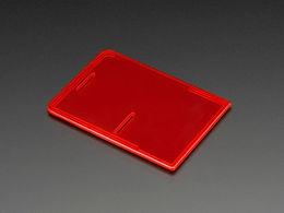 Raspberry Pi Model B+ / Pi 2 / Pi 3 Case Lid - Red