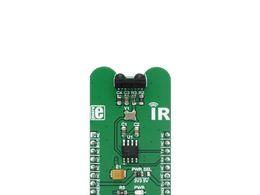 Mikroe IrDA 3 click - Intelligent IR Transceiver Module w/ SPI/UART- TFDU4101