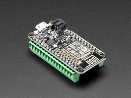 """Feather 0.1"""" Pitch Terminal Blocks"""