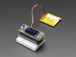 Adafruit Mini Color TFT with Joystick FeatherWing