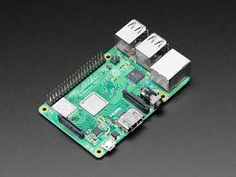 Raspberry Pi 3 Model B+ 1.4GHz with 1GB RAM