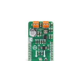 Mikroe Buck 6 click - DC-DC Step Down Converter with Output Voltage 0.9V to 20V - MAX17572