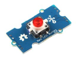 Grove Red LED Button