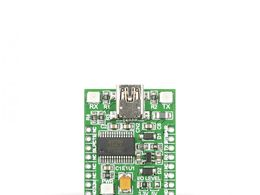 Mikroe USB UART click - FT232RL USB to UART Interface Module